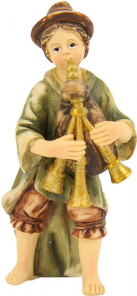 Musiker mit Dudelsack für 12cm Figuren