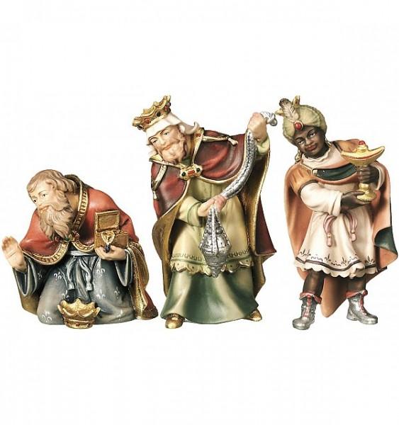 Krippenfigur Hl. Drei Könige Bethlehem Krippe color