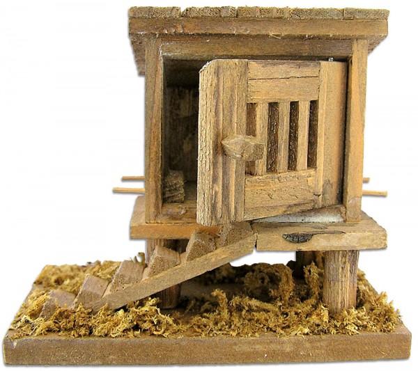 Hühnerhaus klein