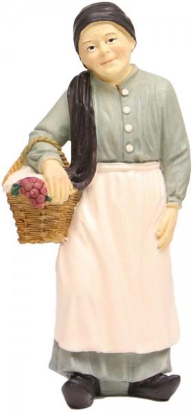 Großmutter stehend für 10cm Figuren