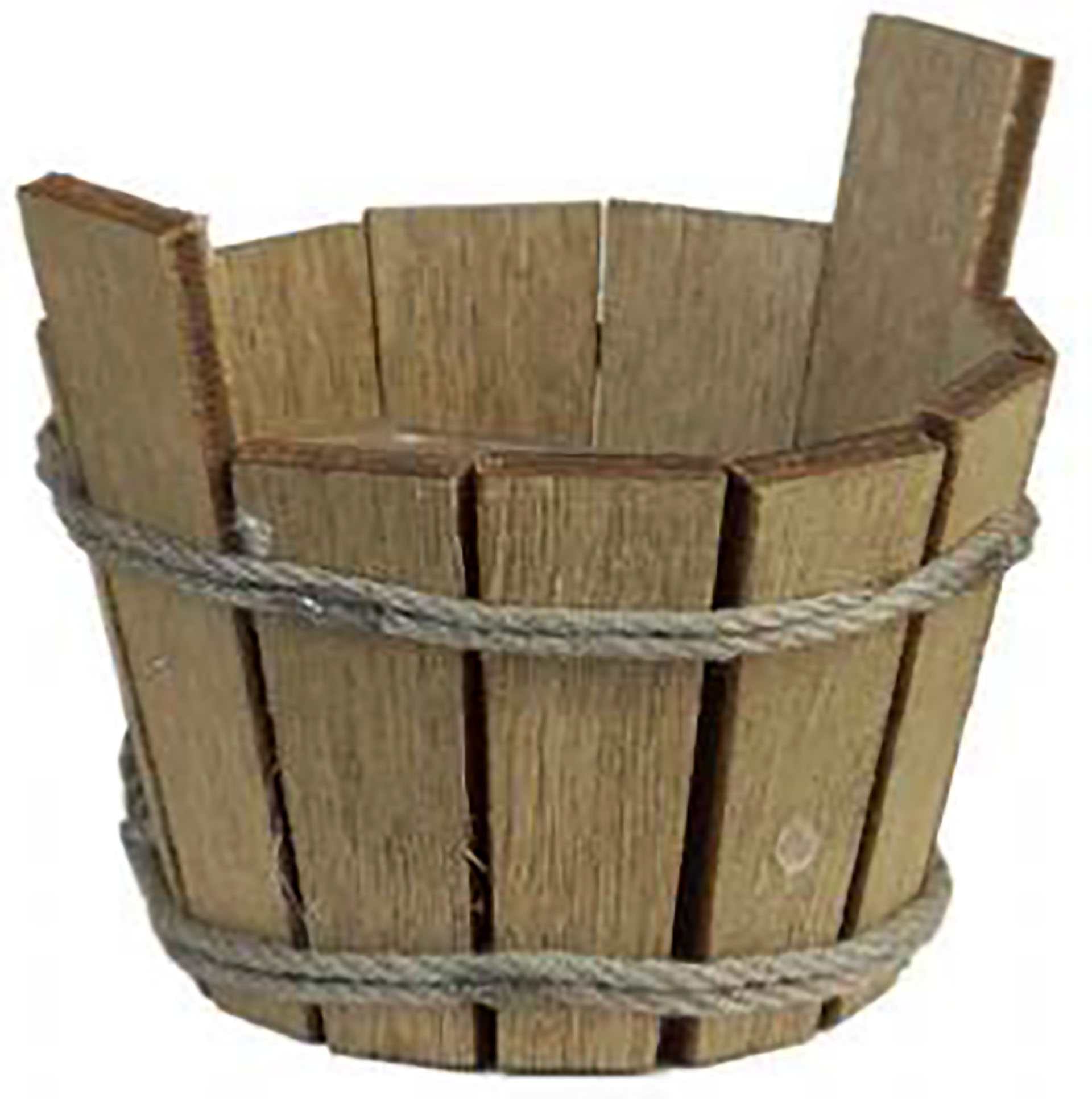 Holzbottich 4cm