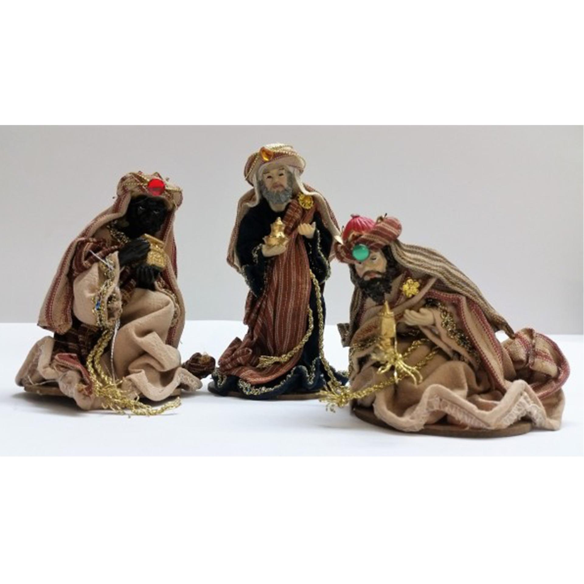 Ankleidefiguren Krippe orientalisch 10cm 2