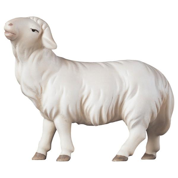 Holzfigur Schaf