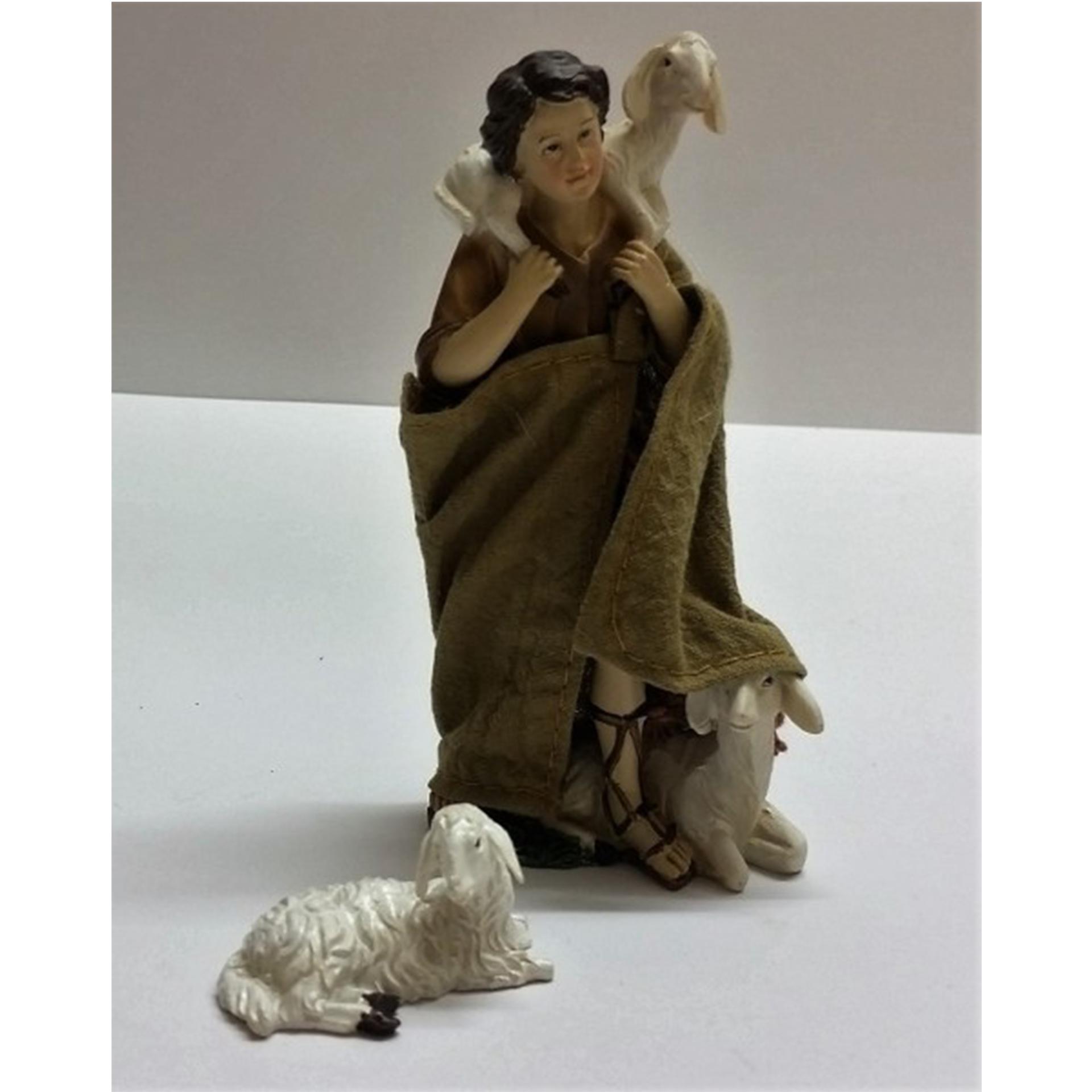 Ankleidefiguren Krippe orientalisch 10cm 4