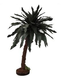 Krippenbotanik Palme 28cm