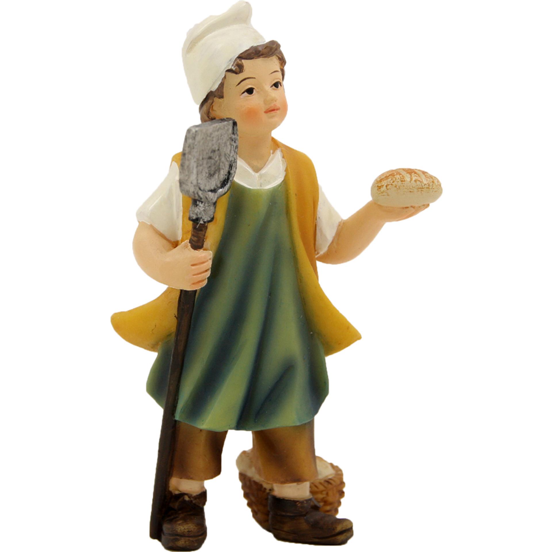 Bäcker Krippe Zusatzfigur