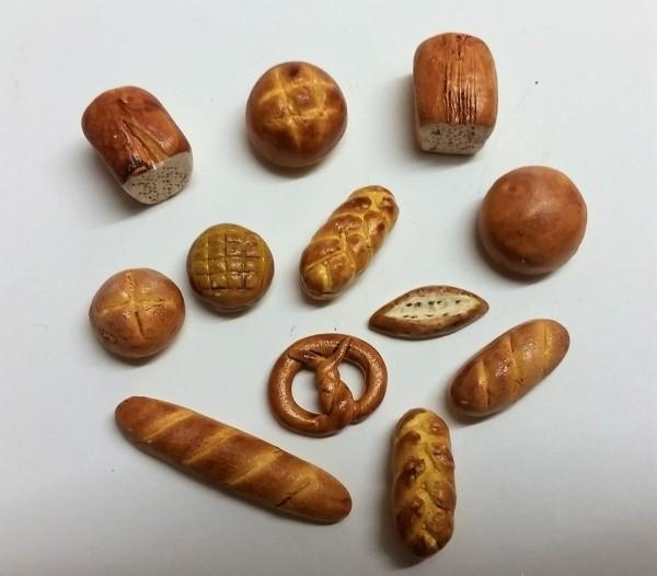 Brot Sortiment 12 tlg.