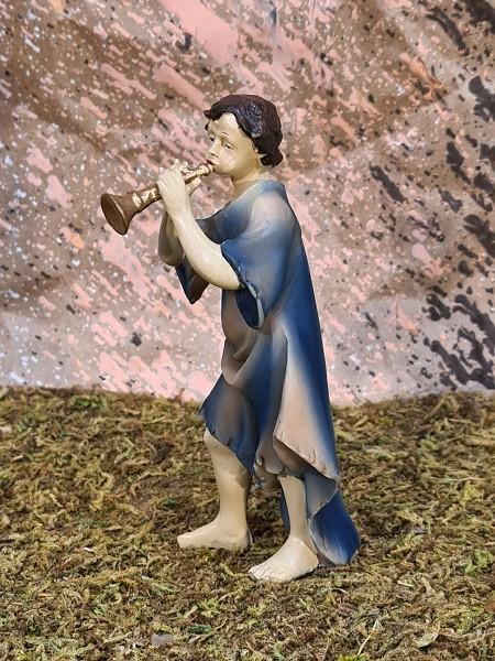 Hirte mit Fanfare für 8cm Figuren