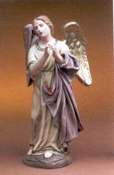 Engel stehend 14cm Ton